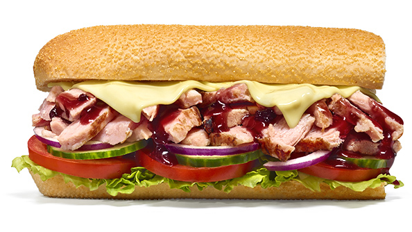 Subway Serves New Deluxe Feast And Honey Glazed Ham Feast