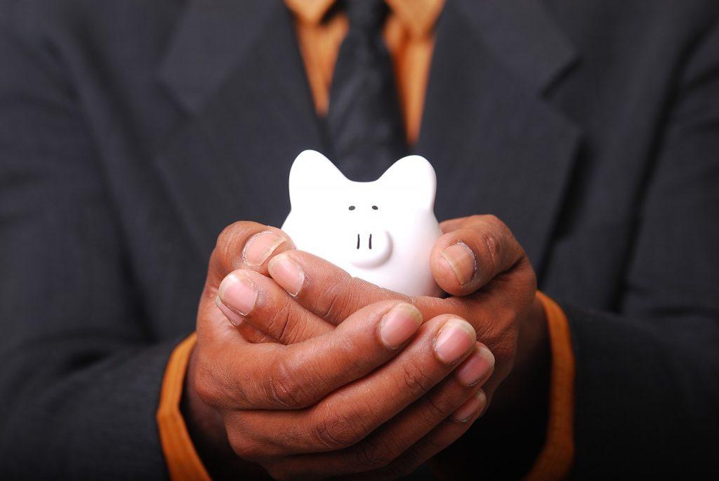 saving not spending
